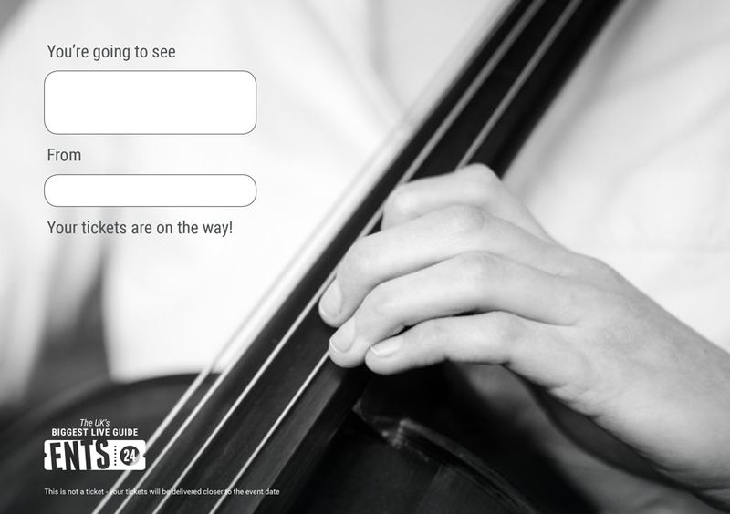 Cello gift certificate