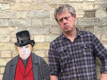 Completely Out Of Character: Graham Fellows picture