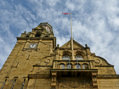Cleckheaton Town Hall Events