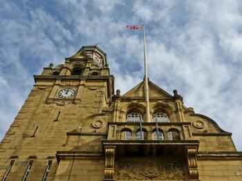 Cleckheaton Town Hall venue photo