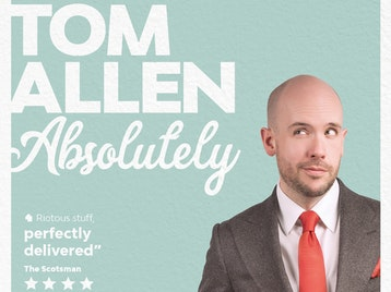 Absolutely: Tom Allen picture