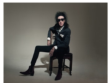 Dr John Cooper Clarke picture