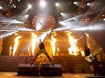Iron Maiden artist photo