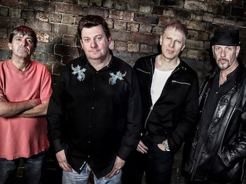 Up A Gear Tour: Stiff Little Fingers, The Men They Couldn't Hang, Ed Tudor-Pole picture