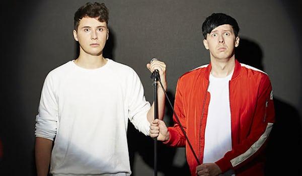 Dan & Phil Tour Dates