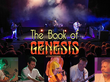 The Book Of Genesis artist photo