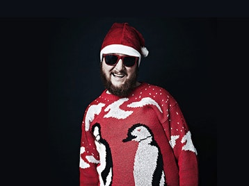 Bush Hall Presents With A Festive Tim Key: Tim Key, Mae Martin, John Robins, Nick Helm picture