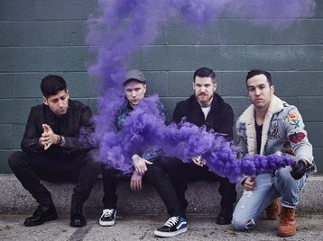 Save Rock and Roll Tour: Fall Out Boy + The Pretty Reckless + New Politics picture