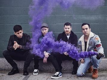 Fall Out Boy artist photo