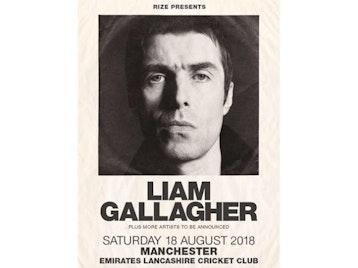 Rize Presents : Liam Gallagher picture