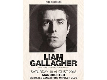 Rize Presents : Liam Gallagher, Richard Ashcroft, Bugzy Malone, Twisted Wheel picture