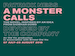 A Monster Calls event picture