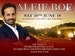 Alfie Boe event picture