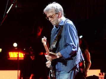Eric Clapton artist photo
