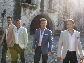 A Musical Affair - The Greatest Songs of Broadway Live: Il Divo picture