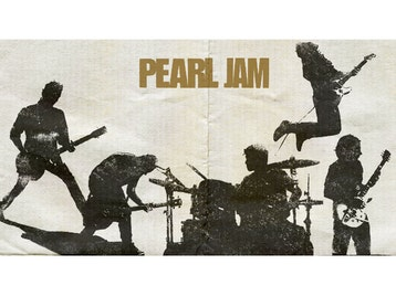 Pearl Jam artist photo