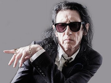 The Laugharne Weekend : John Cooper Clarke picture