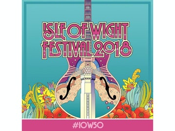 Isle of Wight Festival 2018: Depeche Mode, The Killers, Kasabian, Liam Gallagher, The Script, Van Morrison, James Bay, Blossoms, Camila Cabello, Manic Street Preachers, Chase & Status (DJ Set), Chic featuring Nile Rodgers, Hacienda Classical, Rita Ora, Jessie J, Kodaline, Soul II Soul, Feeder, Circa Waves, Sheryl Crow, Tom Grennan, Walking On Cars, The Skids, Louise, Ten Tonnes, Tokio Myers, The Professionals, Get Cape. Wear Cape. Fly., Rothwell, Judas, Catherine McGrath picture