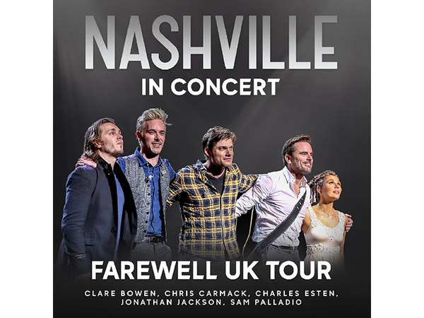 Nashville - In Concert Tour Dates
