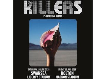 The Killers, Juanita Stein picture