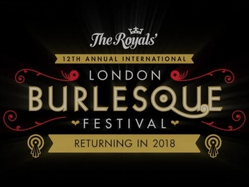 London Burlesque Festival 2018 - Crown Jewels picture