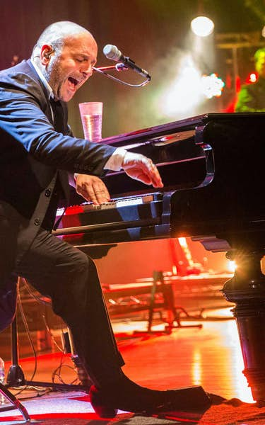 The Billy Joel Songbook Performed By Elio Pace
