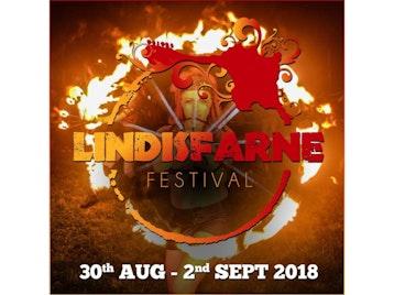 Lindisfarne Festival 2018 picture