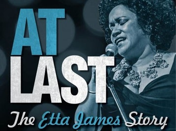 At Last - The Etta James Story artist photo