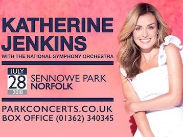 Katherine Jenkins OBE, National Symphony Orchestra picture