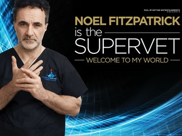 Welcome To My World: Noel Fitzpatrick picture