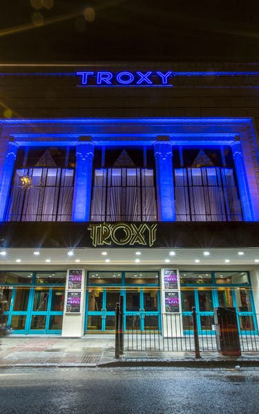 Troxy Events