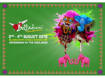 Belladrum Tartan Heart Festival picture