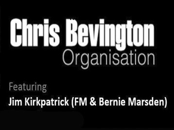 Chris Bevington Organisation picture