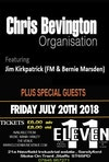 Flyer thumbnail for Chris Bevington Organisation