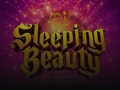 Sleeping Beauty: Debbie McGee, Doreen, Ian Adams event picture