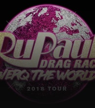 RuPaul's Drag Race Werq The World Tour artist photo