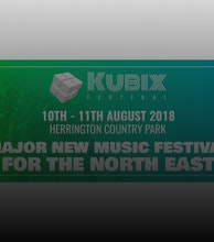 Kubix Festival artist photo