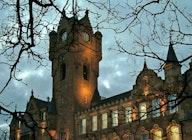 Rutherglen Town Hall artist photo