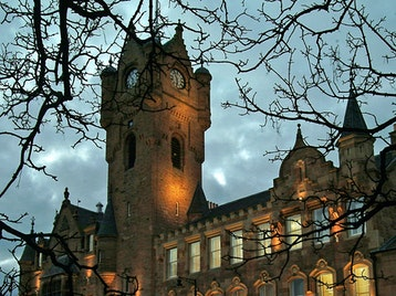 Rutherglen Town Hall venue photo
