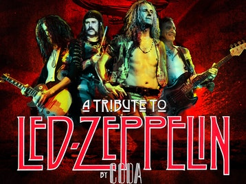 CODA - A Tribute to Led Zeppelin artist photo