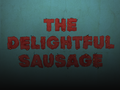 Edinburgh Preview: The Delightful Sausage, James Meehan event picture
