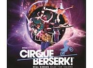 Cirque Berserk artist photo
