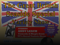 The Great British Seaside Special 2018 event picture