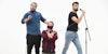 Flyer thumbnail for Showtime From The Frontline: Mark Thomas, Faisal Abualheja, Alaa Shehada