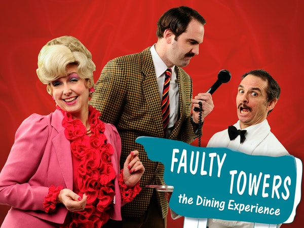 Faulty Towers The Dining Experience Tour Dates