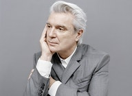 David Byrne artist photo