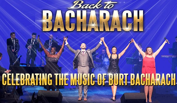 Back To Bacharach Tour Dates