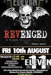 Flyer thumbnail for Revenged UK