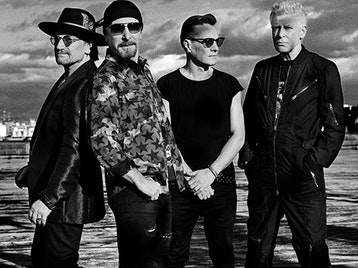 360° Tour: U2 + Glasvegas + The Hours picture