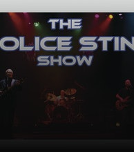 The Police Sting Show artist photo